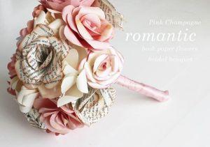 Book Bouquet