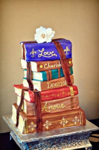 Book Cake 3