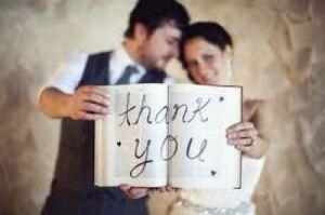 Book Thank You
