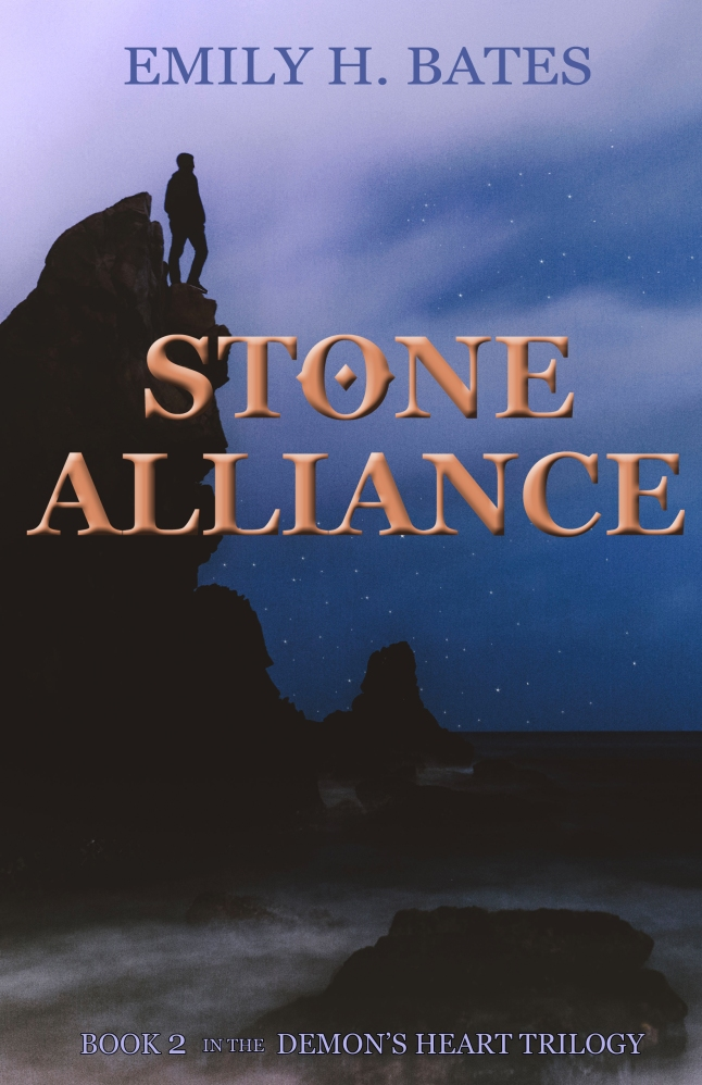 Stone Alliance front cover